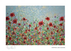 Poppies-And-Daisies-Landscape